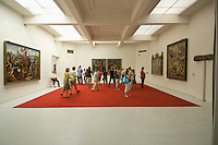 Belgium, Bruges, Groeninge Museum