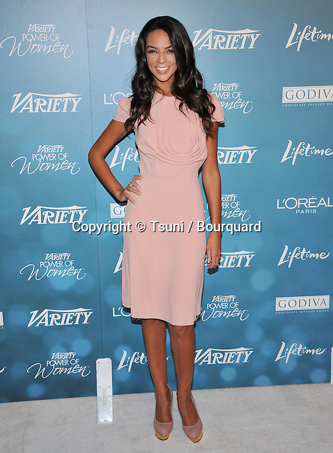 Terri Seymour<br /> Variety&rsquo;s 2nd Annual Power of Women Luncheon at the Beverly Hills Hotel In Los Angeles.