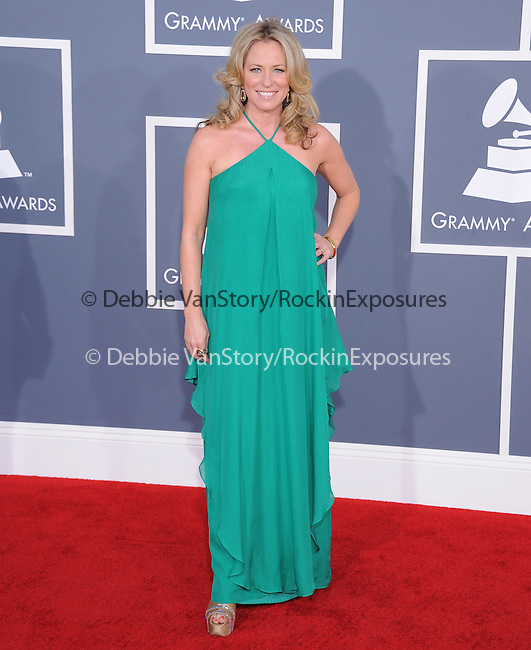 Deana Carter attends The 54th Annual GRAMMY Awards held at The Staples Center in Los Angeles, California on February 12,2012                                                                               © 2012 DVS / Hollywood Press Agency