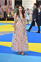 Stacy Martin<br /> Royal Academy of Arts Summer Exhibition Preview Party at The Royal Academy, Piccadilly, London, England on June 06, 2018<br /> CAP/Phil Loftus<br /> &copy;Phil Loftus/Capital Pictures