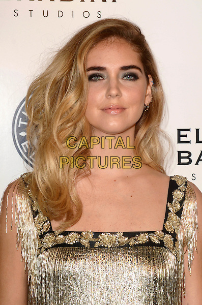 LOS ANGELES, CA - JANUARY 7: Chiara Ferragni at the The Art Of Elysium Tenth Annual Celebration 'Heaven' Charity Gala at Red Studios in Los Angeles, California on January 7, 2017. <br /> CAP/MPI/DE<br /> &copy;DE/MPI/Capital Pictures