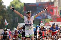John Degenkolb winner during the stage of La Vuelta 2012 between Logroño and Logroño.August 22,2012. (ALTERPHOTOS/Acero) /NortePhoto.com<br /> <br /> **SOLO*VENTA*EN*MEXICO**<br /> **CREDITO*OBLIGATORIO**<br /> *No*Venta*A*Terceros*<br /> *No*Sale*So*third*<br /> *** No Se Permite Hacer Archivo**<br /> *No*Sale*So*third*