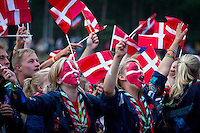 Denmark participants. Photo: Mikko Roininen / Scouterna