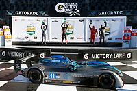 IMSA Prototype Challenge<br /> The Roar Before the Rolex 24<br /> Daytona International Speedway<br /> Daytona Beach, FL USA<br /> Saturday 6 January 2018<br /> IMSA Prototype Challenge MPC Podium<br /> World Copyright: Jake Galstad<br /> LAT Images