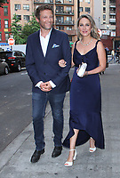 NEW YORK, NY July 11, 2018Dmitry Chepovetsky, Olga Tymshan attend  Saban Films presents Siberia screening at the Metrograph in New York. July 11, 2018 Credit:RW/MediaPunch
