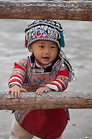 Qingkou village reveals the basic rural life style of the Hani people in southern Yunnan province.