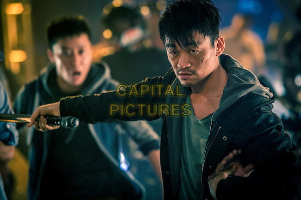 Baoqiang Wang<br /> in Kung Fu Jungle (2014) <br /> (Yat ku chan dik mou lam)<br /> *Filmstill - Editorial Use Only*<br /> CAP/NFS<br /> Image supplied by Capital Pictures