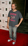 WESTWOOD, CA. - August 14: Blogger Perez Hilton  arrives at the Apple Lounge Grand Opening on August 14, 2008 in West Hollywood, California.