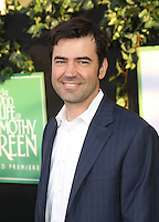 Ron Livingston arrives at the Los Angeles premiere of 'The Odd Life Of Timothy Green' at the El Capitan Theatre on August 6, 2012 in Hollywood, California. MPI28 / Medapunchinc /NortePhoto.com<br />