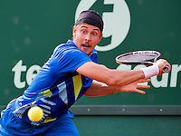 The Hague, Netherlands, 26 July, 2016, Tennis,  The Hague Open, Gleb Sakharov (FRA)<br /> Photo: Henk Koster/tennisimages.com