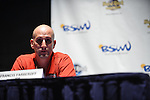 HOLLYWOOD, FL - SEPTEMBER 18:  U.S. team Captain Francis Farberoff attends Beach Soccer U.S. Indoor Championships Press Conference at Paradise Live! at Seminole Hard Rock Hotel & Casino on September 18, 2012 in Hollywood, Florida.  to announce six teams from Brazil, Colombia, Mexico, Spain, Venezuela and the United States will compete in the Beach Soccer U.S. Indoor Championships from November 13th -17th at the Hard Rock Live! in the Seminole Hard Rock Hotel & Casino.(Photo by Johnny Louis/jlnphotography.com)