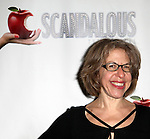 Jackie Hoffman attending the Broadway Opening Night Performance After Party for 'Scandalous The Musical' at the Neil Simon Theatre in New York City on 11/15/2012