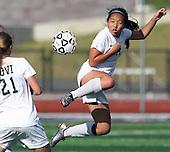Novi vs Grand Blanc at Bloomfield Hills High School, Girls Varsity Soccer, 6/7/16