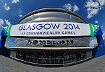 Panasonic GH4 - Glasgow Commonwealth Games 2014
