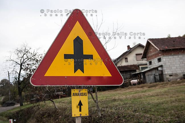 Arkansans verso Prijedor