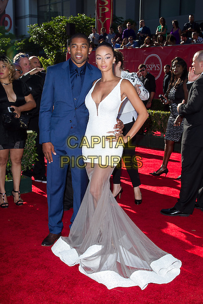 LOS ANGELES, CA - JULY 16: guest, Draya Michele at the 2014 ESPYs at Nokia Theatre L.A. Live in Los Angeles, California on July 16th, 2014.   <br /> CAP/MPI/mpi99<br /> &copy;mpi99/MediaPunch/Capital Pictures