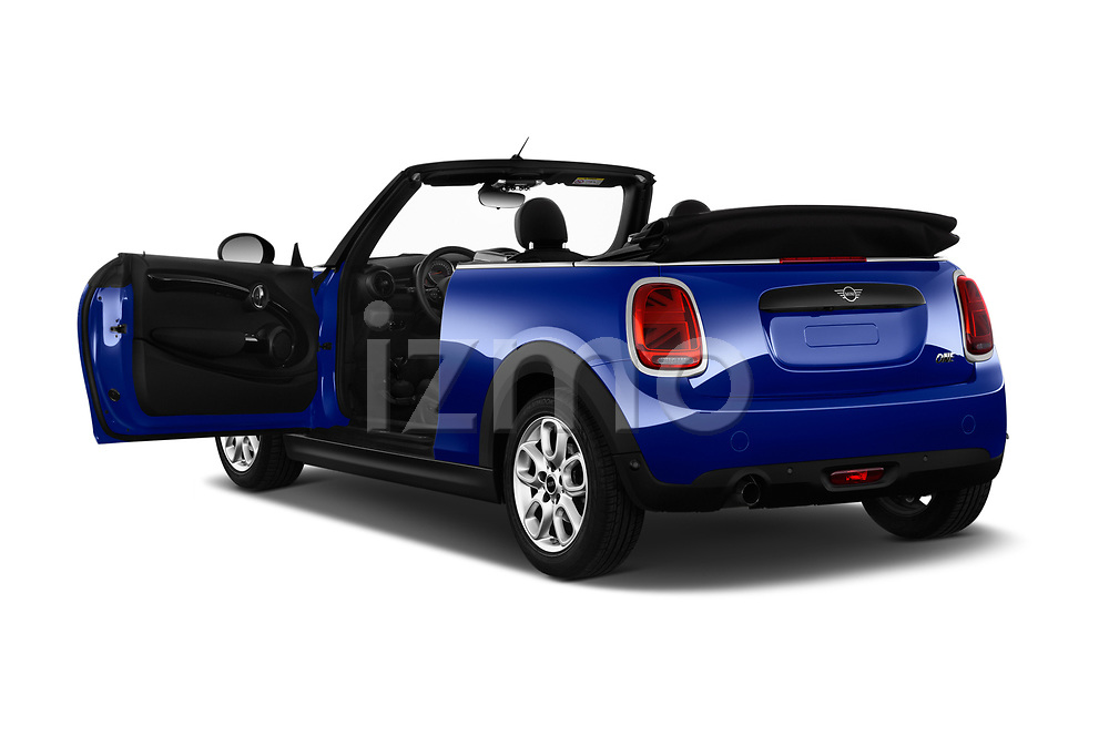 Car images close up view of a 2018 Mini MINI One Salt 2 Door Convertible doors