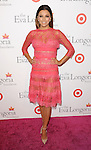 """Eva Longoria arriving at """"Dinner With Eva Longoria"""" hosted by the Eva Longoria Foundation and Target, held a Beso Restaurant  in Los Angeles on September 28, 2013."""