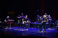 FORT LAUDERDALE, FL - OCTOBER 04: Dire Straits in concert at The Parker Playhouse on October 4, 2018 in Fort Lauderdale Florida. <br /> CAP/MPI04<br /> &copy;MPI04/Capital Pictures