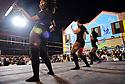 Friday Night Fights on Oretha Castel Haley Blvd in Central City