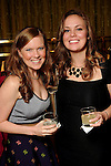 Paige Sharp and Blair Dehaan at the Grand Opening Cocktail Reception at Miu Miu in the Houston Galleria Monday Feb. 27,2012. (Dave Rossman Photo)