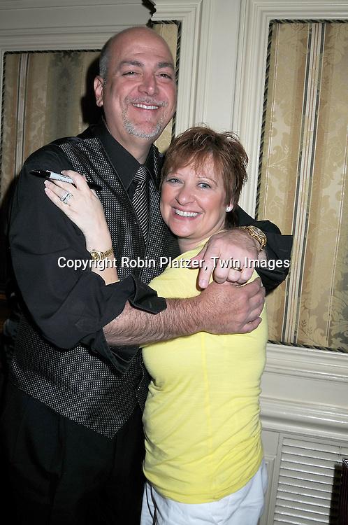 Albert Manzo and wife Caroline Manzo