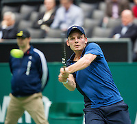 12-02-13, Tennis, Rotterdam, ABNAMROWTT, David Goffin