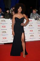 Rachel Adedeji<br /> arriving for the National TV Awards 2019 at the O2 Arena, London<br /> <br /> ©Ash Knotek  D3473  22/01/2019