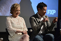 """NEW YORK - APRIL 7: (L-R) Nicole Fosse and Thomas Kail attend the Q&A after the screening of FX's """"Fosse Verdon"""" presented by FX Networks, Fox 21 Television Studios, and FX Productions at the Museum of Modern Art on April 7, 2019 in New York City. (Photo by Anthony Behar/FX/PictureGroup)"""