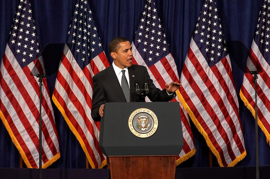 AJ Alexander - President Barak Obama.Photo by AJ Alexander