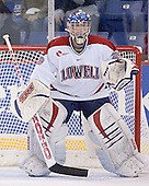 Peter Vetri - The Boston College Eagles defeated the University of Massachusetts-Lowell River Hawks 4-3 in overtime on Saturday, January 28, 2006, at the Paul E. Tsongas Arena in Lowell, Massachusetts.