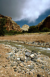 UT: Utah; Capitol Reef National Park, Capitol Dome and Fremont River   .Photo Copyright: Lee Foster, lee@fostertravel.com, www.fostertravel.com, (510) 549-2202.Image: utcapi203