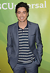 Ben Feldman arriving at the NBCUniversal Summer TCA 2014 held at The Beverly Hilton Hotel Beverly Hills, CA. July 13, 2014.