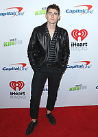 LOS ANGELES - NOVEMBER 30:  Anthony Russo at the KIIS FM's Jingle Ball 2018 Presented By Capital One on November 30, 2018 at the Forum in Los Angeles, California. (Photo by Scott Kirkland/PictureGroup)