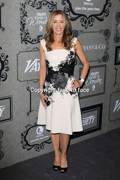 Felicity Huffman at the Variety's Power Of Women Presented By Lifetime at the Beverly Wilshire Four Seasons Hotel, Beverly Hills, California, 05.10.2012...Credit: MediaPunch/face to face..- Germany, Austria, Switzerland, Eastern Europe, Australia, UK, USA, Taiwan, Singapore, China, Malaysia and Thailand rights only -