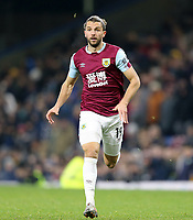 Burnley's Jay Rodriguez<br /> <br /> Photographer Rich Linley/CameraSport<br /> <br /> The Premier League - Burnley v Crystal Palace - Saturday 30th November 2019 - Turf Moor - Burnley<br /> <br /> World Copyright © 2019 CameraSport. All rights reserved. 43 Linden Ave. Countesthorpe. Leicester. England. LE8 5PG - Tel: +44 (0) 116 277 4147 - admin@camerasport.com - www.camerasport.com