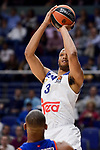 Real Madrid's Anthony Randolph during Turkish Airlines Euroleague match between Real Madrid and Anadolu Efes at Wizink Center in Madrid, April 07, 2017. Spain.<br /> (ALTERPHOTOS/BorjaB.Hojas)