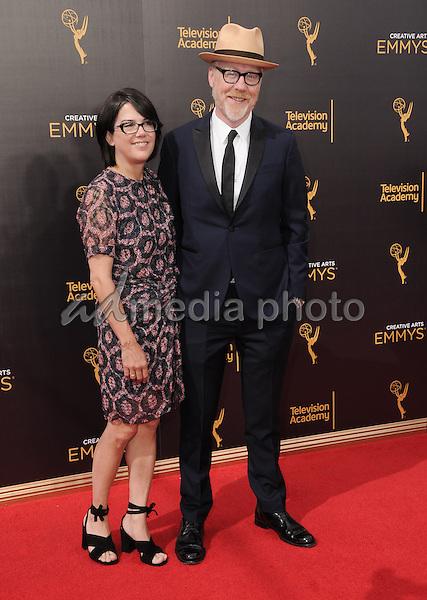 11 September 2016 - Los Angeles, California. Adam Savage. 2016 Creative Arts Emmy Awards - Day 2 held at Microsoft Theater. Photo Credit: Birdie Thompson/AdMedia