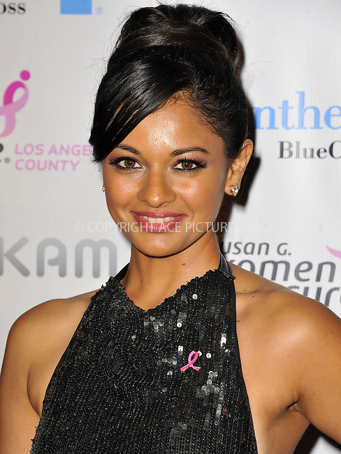 WWW.ACEPIXS.COM......October 13, 2012, Los Angeles, CA.....Pooja Kumar arriving at 'Designs For The Cure'  at the Millennium Biltmore Hotel on October 13, 2012 in Los Angeles, California. ..........By Line: Peter West/ACE Pictures....ACE Pictures, Inc..Tel: 646 769 0430..Email: info@acepixs.com