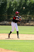 Juan Ventura participates in the Dominican Prospect League 2014 Louisville Slugger Tournament at the New York Yankees academy in Boca Chica, Dominican Republic on January 20-21, 2014 (Bill Mitchell)