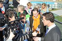 OLYMPICS: SOCHI: Holland Heineken House, 08-02-2014, Mark Rutte (Minister-president), ©foto Martin de Jong