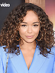 HOLLYWOOD, CA - JULY 27:  Actress Ashley Madekwe arrives at the Premiere Of Amazon Studios' 'The Last Tycoon' at the Harmony Gold Preview House and Theater on July 27, 2017 in Hollywood, California.