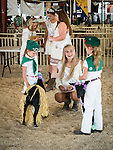 Day 3 of the 78th Amador County Fair, Plymouth, Calif.<br /> <br /> Livestock beauty pageant