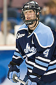 Steve Mullin - The University of Maine Black Bears defeated the Michigan State University Spartans 5-4 on Sunday, March 26, 2006, in the NCAA East Regional Final at the Pepsi Arena in Albany, New York.