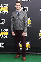 SANTA MONICA, CA, USA - FEBRUARY 15: Matt Bomer at the 4th Annual Cartoon Network Hall Of Game Awards held at Barker Hangar on February 15, 2014 in Santa Monica, California, United States. (Photo by David Acosta/Celebrity Monitor)