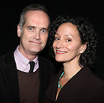 Jack Cummings III & Barbara Walsh attending the Opening Night of the Transport Group Production of 'House For Sale' at the Duke on 42nd Street  on 10/24/2012 in New York.