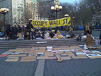 OWS at Union Square 03/20/12
