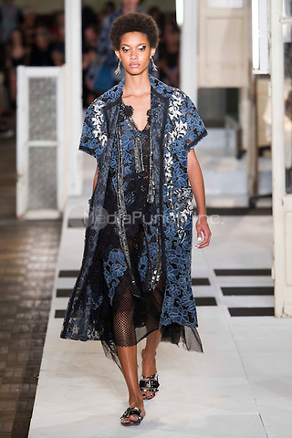 ANTONIO MARRAS<br /> Milan Fashion Week  ss17<br /> on September 25, 2016<br /> CAP/GOL<br /> &copy;GOL/Capital Pictures /MediaPunch ***NORTH AND SOUTH AMERICAS ONLY***