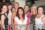 Ann Drury, Ballyheigue (centre) celebrating her birthday with friends in An Teach Beag, Tralee last Saturday night, l-r: Annmarie O'Leary, Claire Godley, Olivia Wall, Ann Drury, Angela O'Sullivan, Caroline Corridan and Marilyn Duffy.