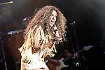 Rosario in concert.July 22, 2015. (ALTERPHOTOS/Acero)